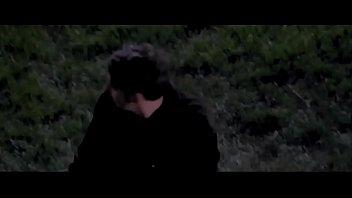 Молодая брюнетка в коротенькой юбченке мастурбирует хуй от первого лица