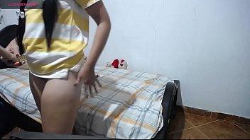С красивым загаром квартирантка вступила во время мастурбации и предложила от трахать себя заместо резиновой писи